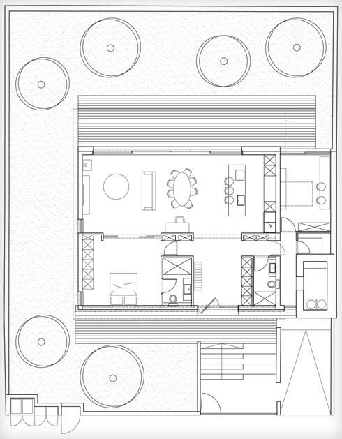 תוכנית הבית (תוכנית: עילית גרינברג, איריס ברגר אדריכליות)