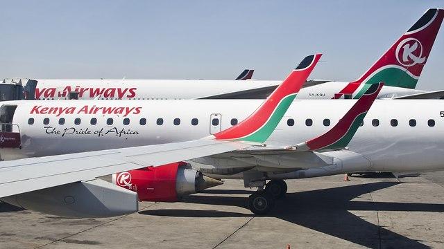 Kenya Airways (Photo: Shutterstock)