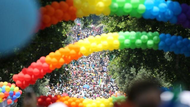 Gay Pride Parade  (Photo: Motti Kimchi)