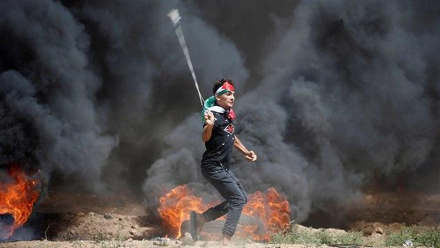 Naksa Day riots  (Photo: Reuters)