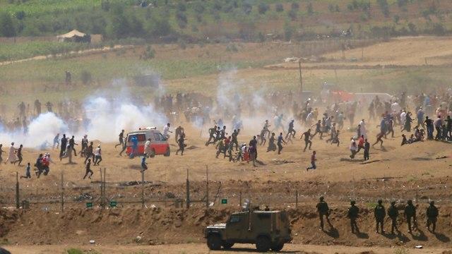 Газа, 8 июня. Фото: АР