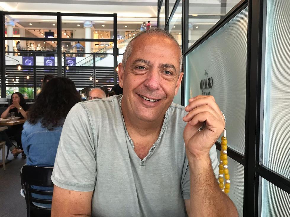אלי סמרי טורקיז (צילום: תיקי גולן)