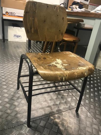 20 שנה על אותו כיסא (צילום: תיקי גולן)