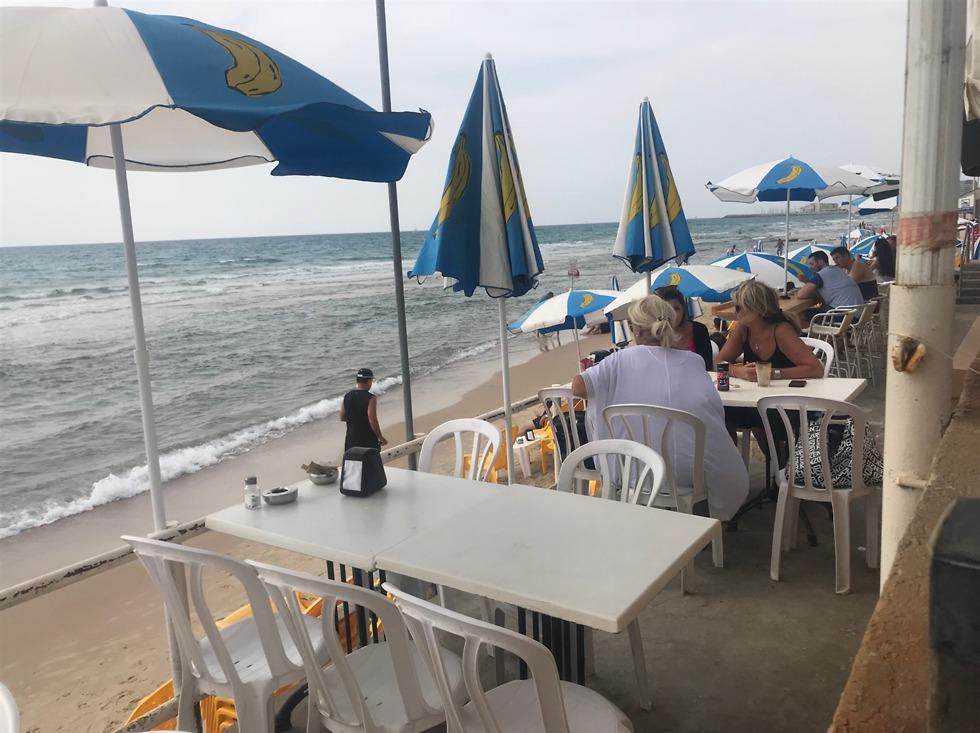 טורקיז אלי סמרי חוף הצוק (צילום: תיקי גולן)
