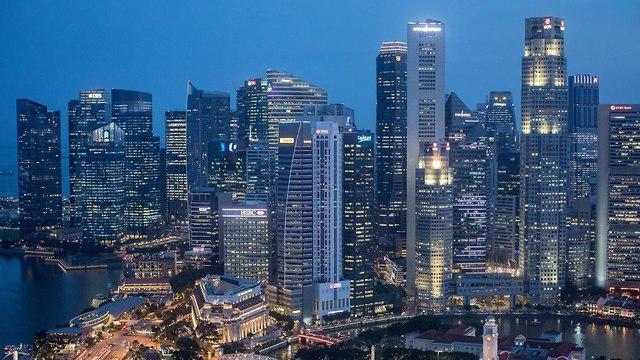 סינגפור לקראת פסגת דונלד טראמפ ו קים ג'ונג און צפון קוריאה ארה