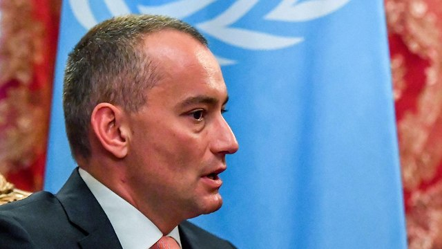 UN envoy to the Middle East Nikolay Mladenov (Photo: AFP)