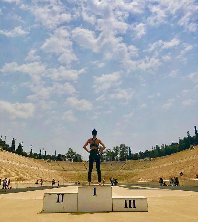 תמיד מספר 1. באצטדיון האולימפי הראשון, פאנאתינאיקו (אלבום פרטי)