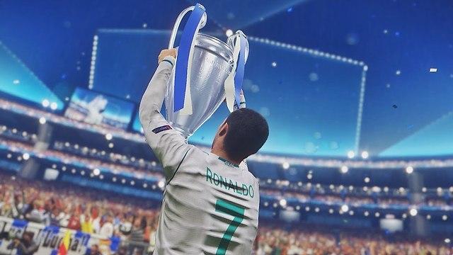 רונאלדו כפרזנטור. מתוך FIFA 19 (צילום מסך)