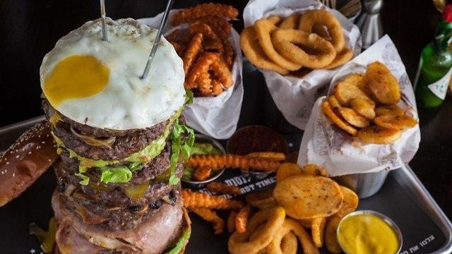 אתגר אכילה (צילום: יח