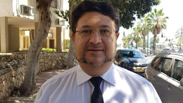 Владимир Мисюк, адвокат семьи Винта