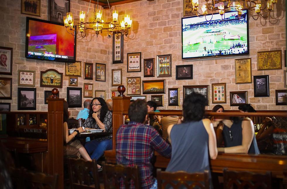 מסעדות במונדיאל (צילום: אלירן אביטל)