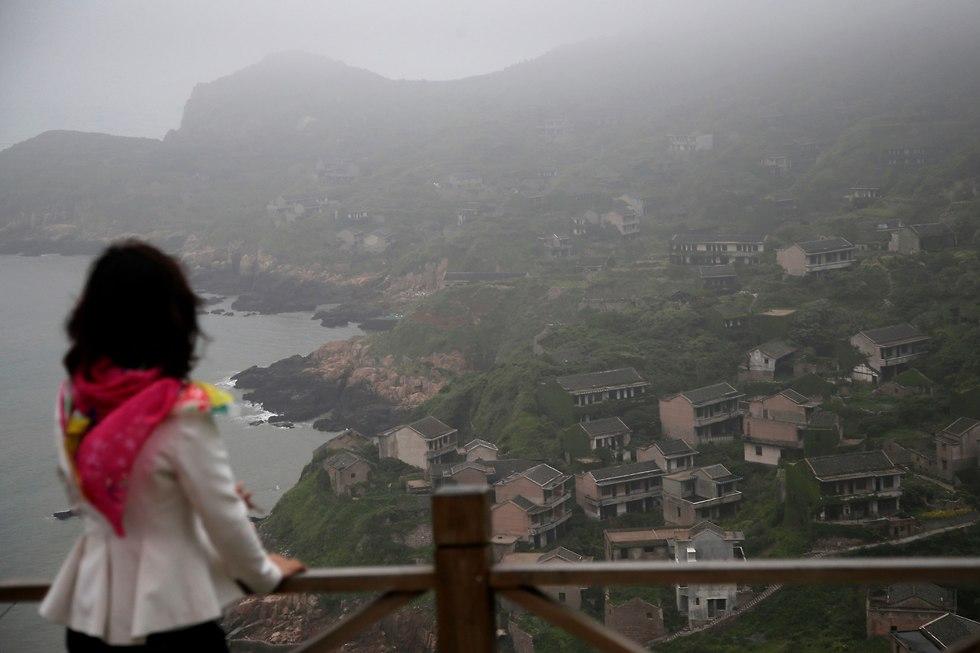 יוטוואן כפר סיני (צילום: AP)