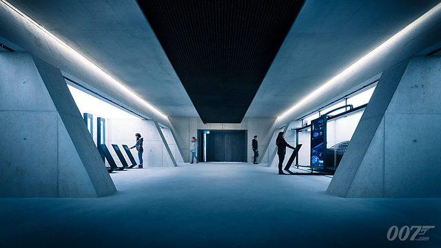 מוזיאון ג'יימס בונד (צילום מתוך www.007.com)