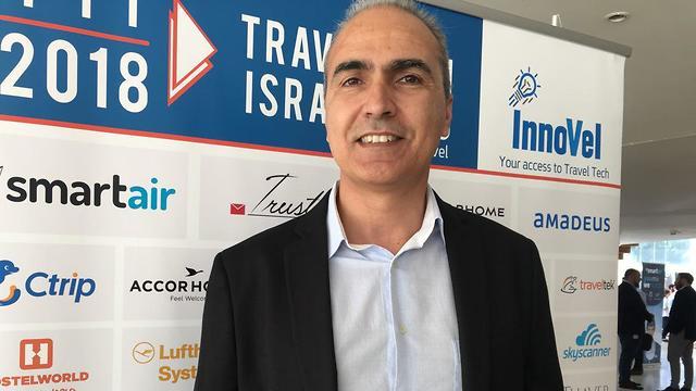 אבישי כהן, מנהל טכנולוגיות וחדשנות באמדאוס ()