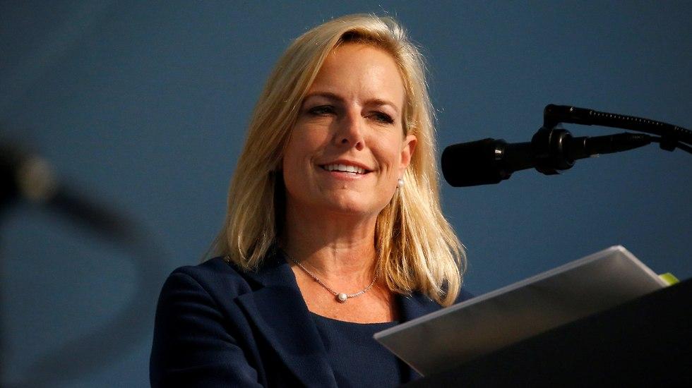 US Homeland Security Secretary Kirstjen Nielsen  (Photo: Reuters)