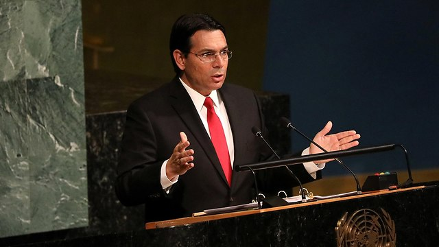 Danny Danon (Photo: Reuters)