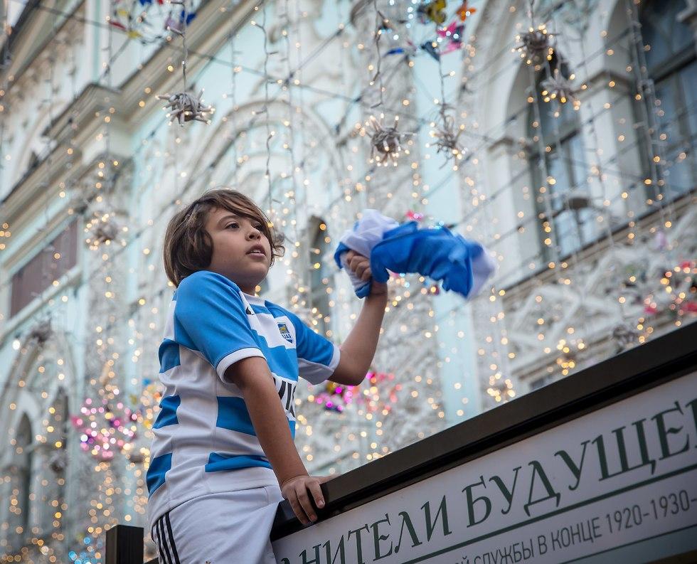מונדיאל 2018 רוסיה (צילום: עוז מועלם )