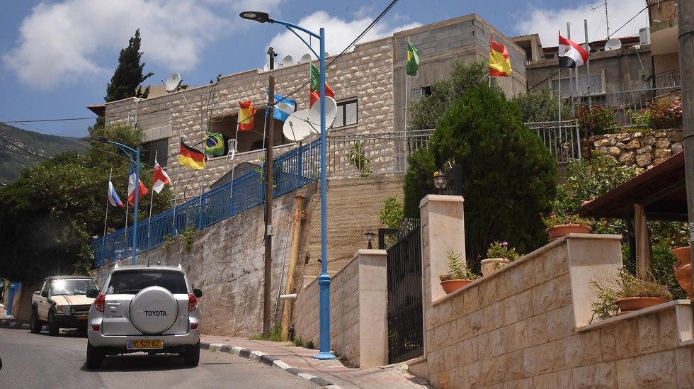 המגזר הערבי מוכן למונדיאל (צילום: אביהו שפירא)