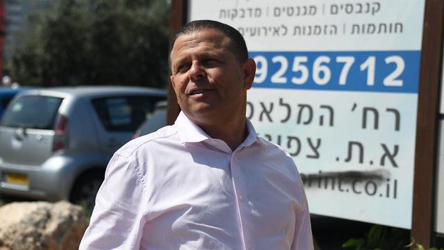 MK Eitan Cabel (Photo: Yair Sagi)