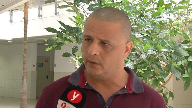 ג'לאל טוכי, מנהל בית הספר (צילום: עמית הובר)