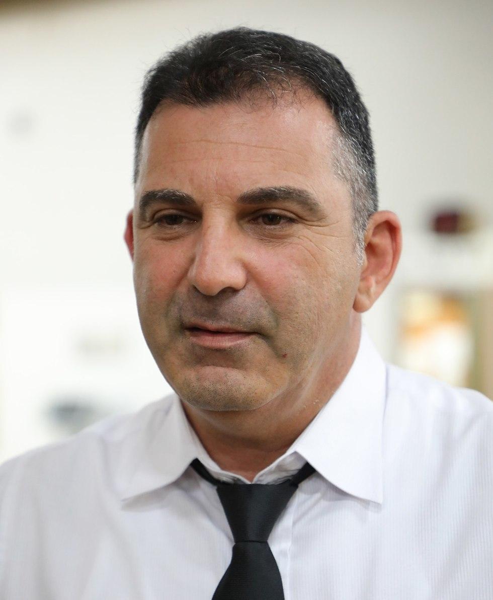 Нес Бен-Натан, адвокат подозреваемой. Фото: Дана Копель