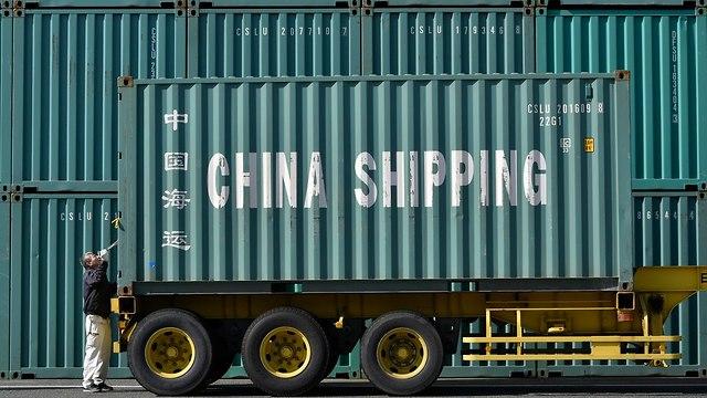 מלחמת סחר (צילום: EPA)