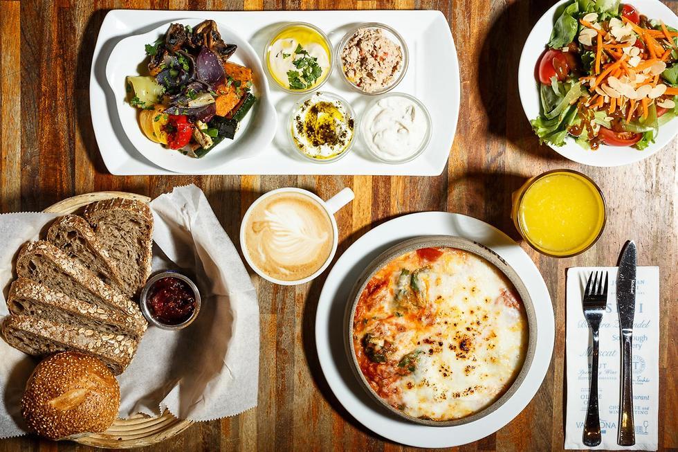 ארוחות בוקר במסעדות (צילום: גולן תשבי)