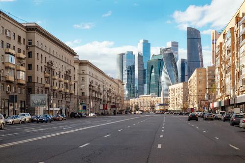 Москва. Фото: shutterstock