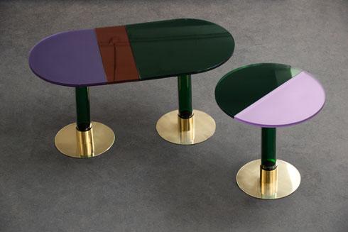 בחנות מוכרים את הרהיטים שהיא מעצבת לפרויקטים שונים (צילום: courtesy of India Mahdavi Studio ©)