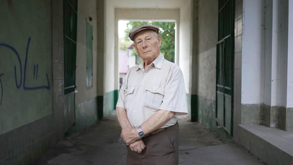 На снимке: Ярослав Гулько Фото: Рон Каценельсон