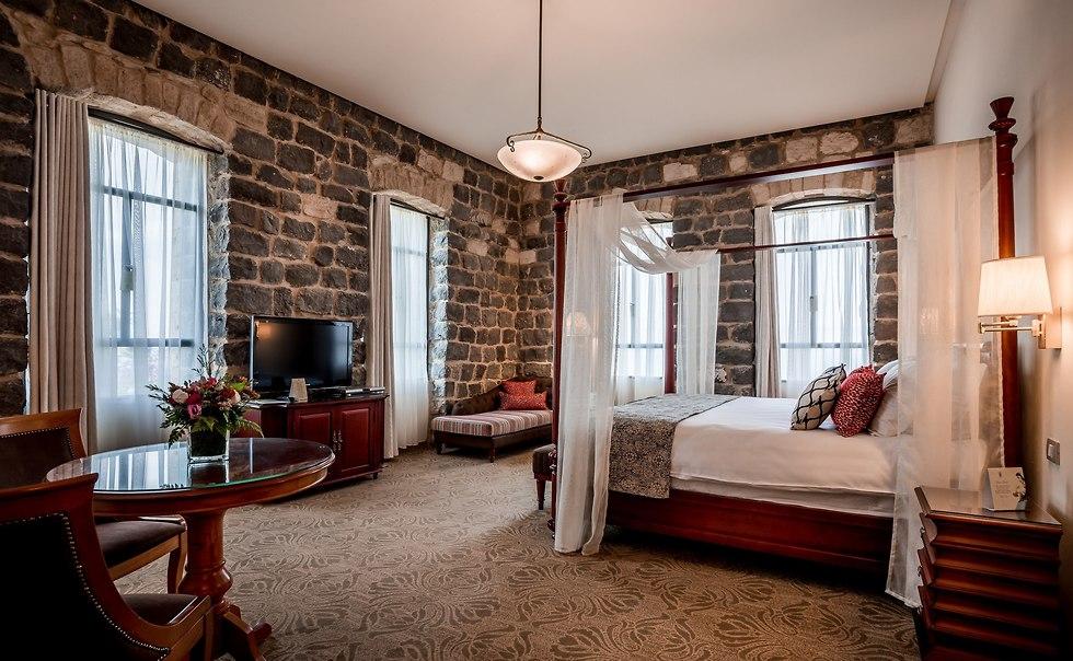 המלון הסקוטי המחודש (צילום: יח