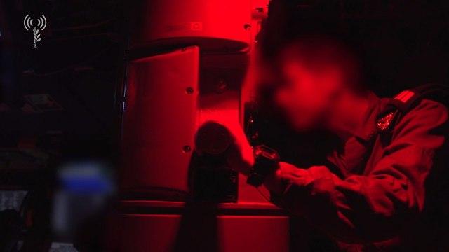 Испытания новой торпеды ВМС ЦАХАЛа. Фото: пресс-служба ЦАХАЛа (Photo: IDF Spokesperson's office)