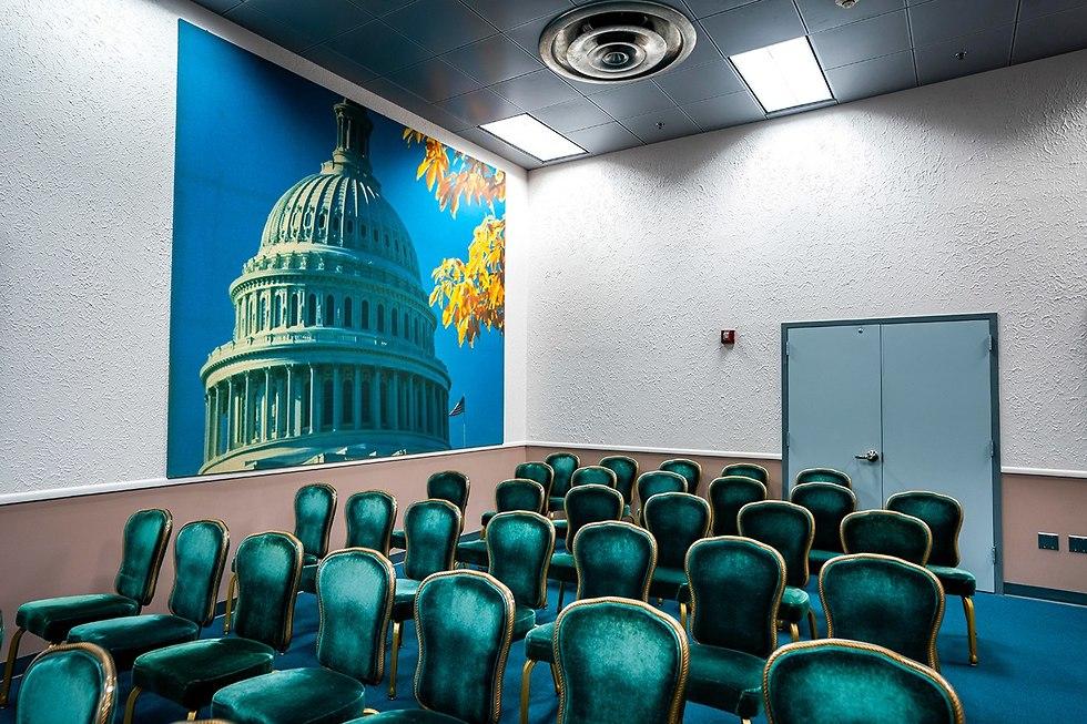 בונקרים גרעיניים ארצות הברית (צילום: EPA)