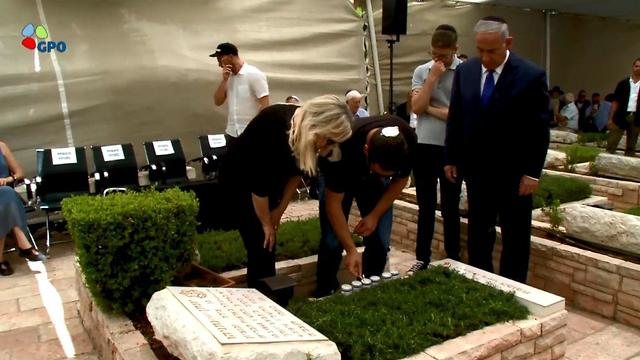 At brother's memorial, PM lauds Yoni Netanyahu's 'commander's qualities'