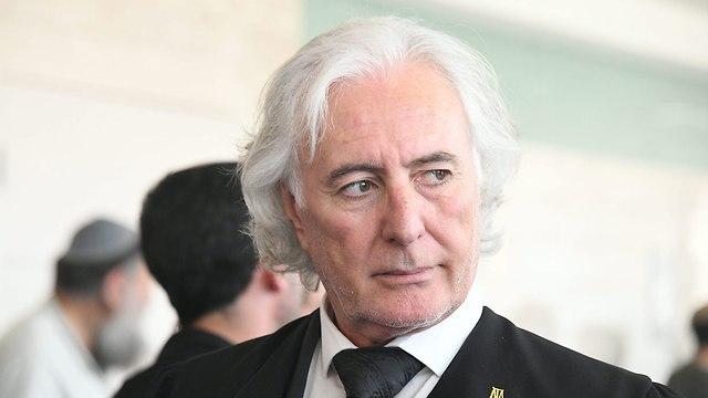 Адвокат Цион Амир. Фото: Яир Саги