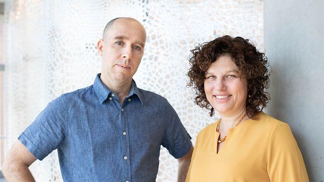 Разработчики системы - д-р Ноам Слоним и д-р Ранит Аааронов. Фото: IBM