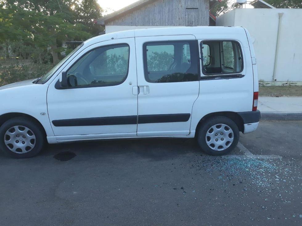 נזק עקב נפילות במועצה האזורית אשכול ()