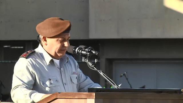 IDF Chief of Staff Eisenkot (Photo: Roee Idan)