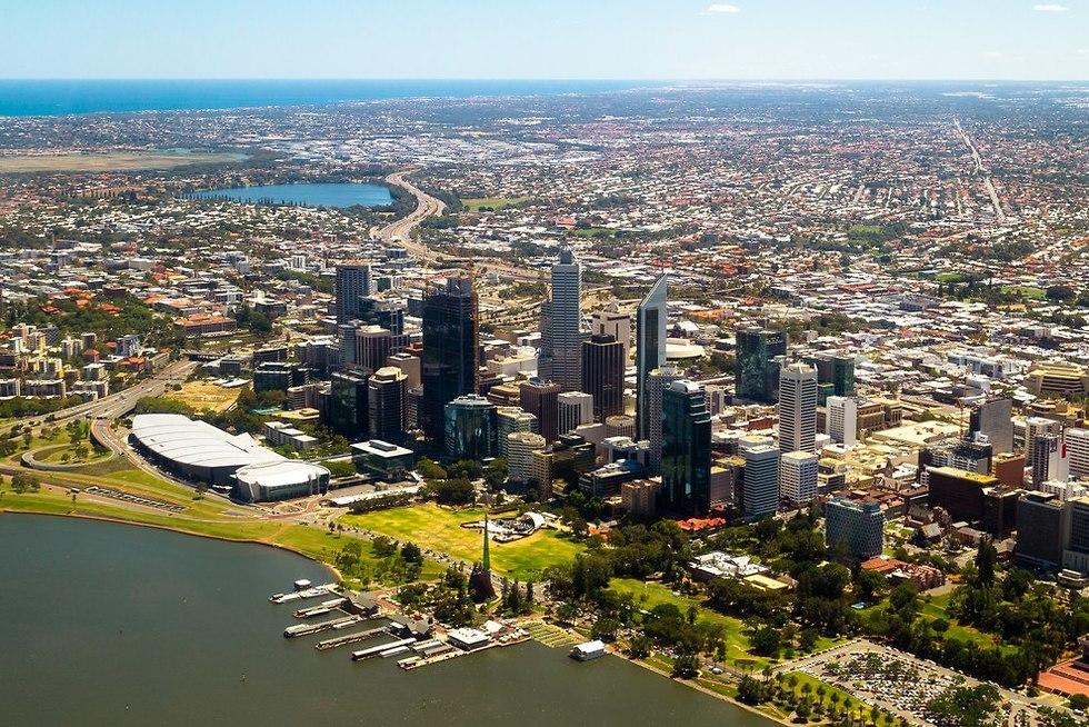 פרת' אוסטרליה (צילום: shutterstock)