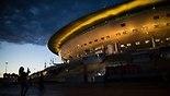 האצטדיון בסנט פטרסבורג. צילום: עוז מועלם
