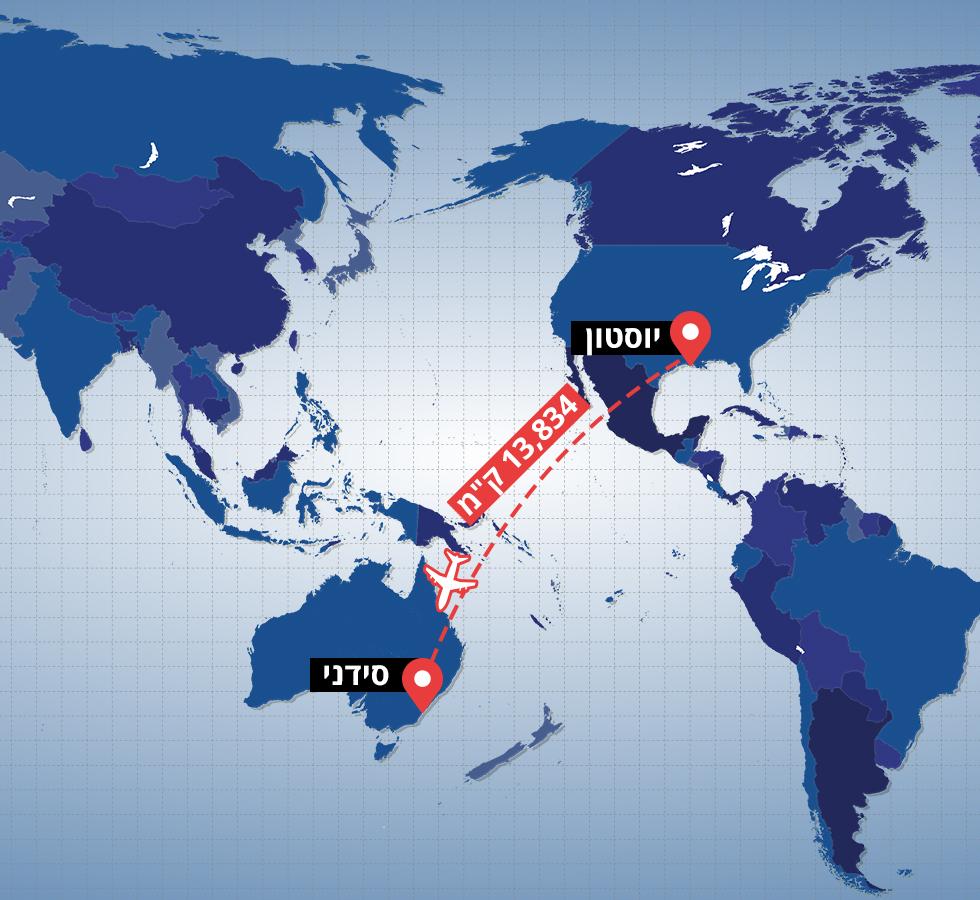 מפה טיסה ארוכה ()