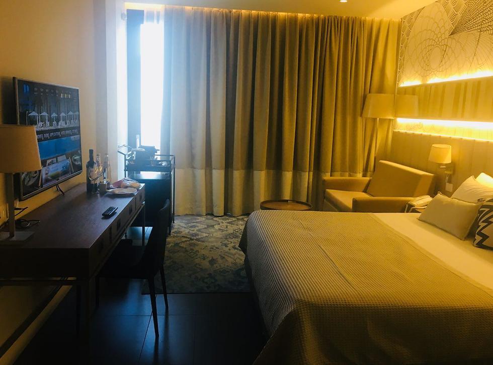 חדר שינה מסוג U דאלקס (צילום: שירי הדר)