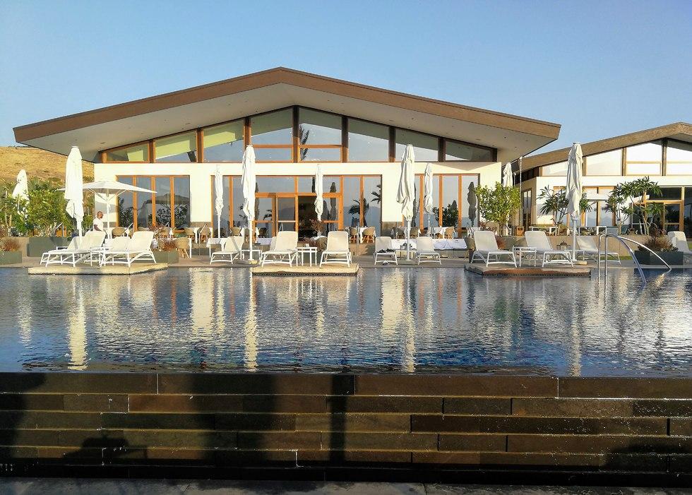 מלון סטאי כנרת (צילום: אסף רוזן)