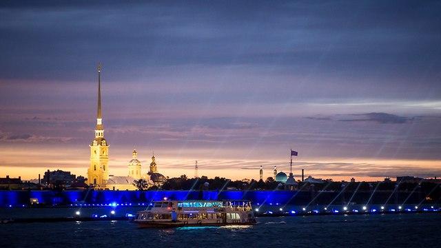 סנט פטרסבורג (צילום: עוז מועלם)