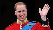 הוא בכלל רצה להיות שוטר: הנסיך וויליאם, פרופיל