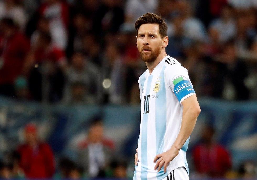 Lionel Messi (Photo: Reuters)