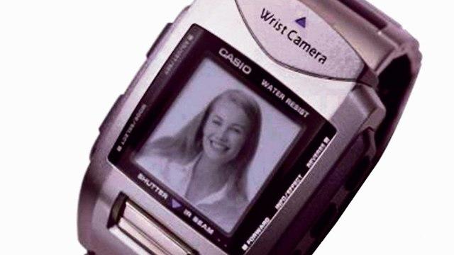 שעון של קסיו (צילום: יח
