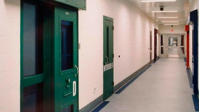 מתקן מעצר ילדי מהגרים (צילום: AP)