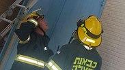 קריית-ים: ניסה להבריח יונים, נפל מקומה 12 - ונהרג