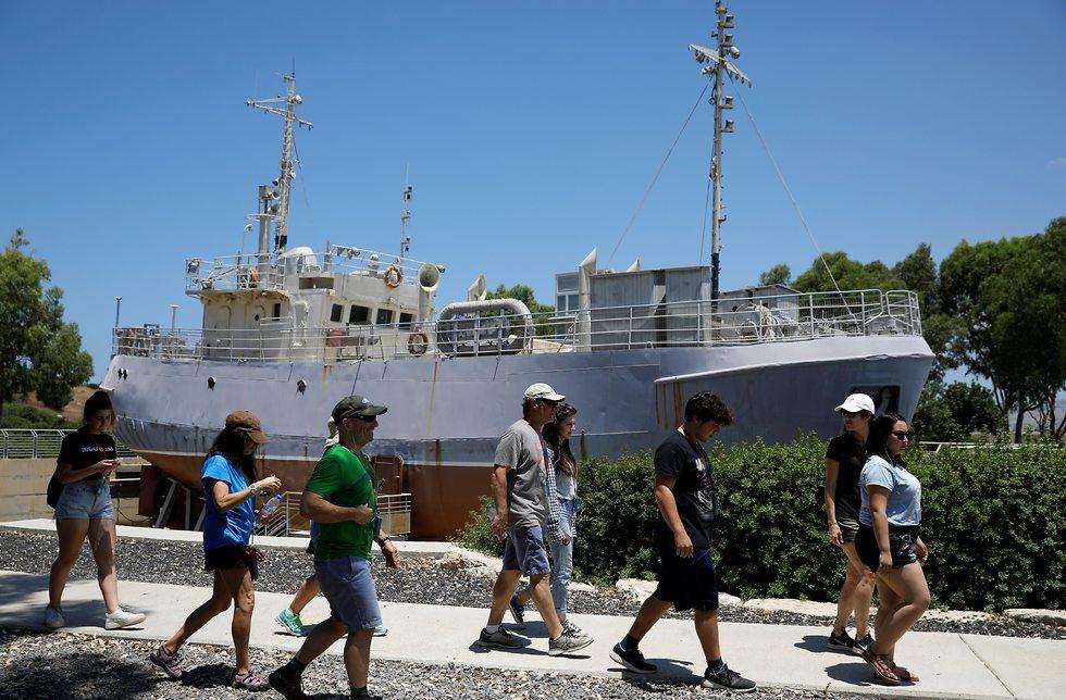 Original ship used to illegally bring Jewish immigrants to British mandatory Palestine (Photo: Reuters)